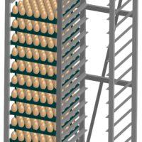 2-тележка для транспортировки яиц
